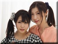 レズのしんぴ・お姉さんが教えてあげる〜かおりさんとまゆちゃん〜1・かおり まゆ