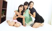 3Pレズビアン〜ふみかちゃんとまなちゃんとみはるちゃん〜1 ふみか まな みはる 1