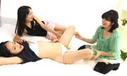 3Pレズビアン〜ふみかちゃんとまなちゃんとみはるちゃん〜1 ふみか まな みはる 13