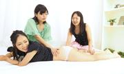 3Pレズビアン〜ふみかちゃんとまなちゃんとみはるちゃん〜1 ふみか まな みはる 15