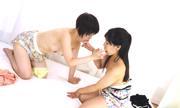 レズセックス〜みわちゃんとゆりあちゃん〜1 みわ ゆりあ 13