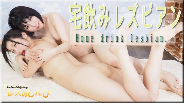 レズのしんぴ:宅飲みレズビアン〜かおりさんとかなちゃん〜2:かおり かな