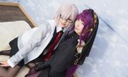 コスプレレズビアン〜ありさちゃんとかおりちゃん〜1 ありさ かおり 2