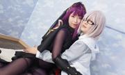 コスプレレズビアン〜ありさちゃんとかおりちゃん〜1 ありさ かおり 3