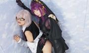 コスプレレズビアン〜ありさちゃんとかおりちゃん〜1 ありさ かおり 8