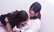 Self-cam lesbian: for my boy friend Arisa Mayu 1
