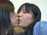 レズのしんぴ・ハメ撮りレズビアン〜さらちゃんとりさちゃん〜(前)・さら りさ