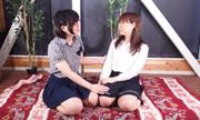 れんちゃんとみほちゃん...thumbnai1