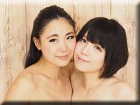 レズのしんぴ・自画撮りレズミッション〜かなちゃんとかおりちゃん〜4・かな かおり