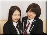 レズのしんぴ・JKレズビアン〜かなちゃんとななこちゃん〜1・かな ななこ