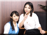 レズのしんぴ・すじなし〜まきちゃんとめいちゃん〜1・まき めい