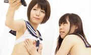 自画撮りレズビアン〜かなちゃんとこはるちゃん〜� かな こはる 11