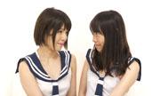 自画撮りレズビアン〜かなちゃんとこはるちゃん〜� かな こはる 18
