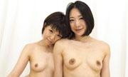 若林美保のハメ撮りレズビアン〜かなちゃん2 若林美保 かな 29