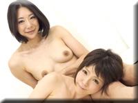 レズのしんぴ・2若林美保のハメ撮りレズビアン〜みほさんとかなちゃん〜2・若林美保 かな