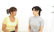 HOW TO LESBIAN〜潮吹きレクチャー〜さとみちゃんとらんさん〜1 さとみ らん 1