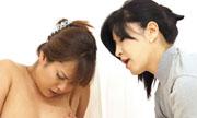 HOW TO LESBIAN〜潮吹きレクチャー〜さとみちゃんとらんさん〜1 さとみ らん 17