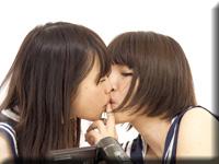 自画撮りレズビアン〜かなちゃんとこはるちゃん〜2