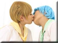 レズのしんぴ・コスプレレズビアン〜すみれちゃんとあんなちゃん〜2・すみれ あんな