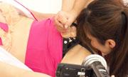 Self-cam Lesbian show Miho Wakabayashi Satomi 24