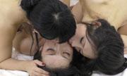 3Pレズビアン〜まきちゃんとふみかちゃんとつきおちゃん〜3 まき ふみか つきお 4