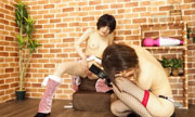すじなし〜かなちゃんとゆうちゃん〜1 かな ゆう 12