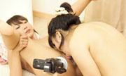 自画撮りレズビアン〜めいちゃんとかりんちゃん〜3...thumbnai7