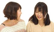 友達をダマして連れて来ちゃった〜まゆちゃんとめいちゃん〜1 まゆ めい 2
