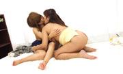 レズセックス〜あんなちゃんとさとみちゃん〜3 あんな さとみ 1
