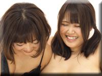 レズのしんぴ・友達をダマして 連れて来ちゃった〜めいちゃんとまゆちゃん〜2・めい まゆ