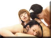 レズのしんぴ・3Pレズビアン〜あんなちゃんとゆりあちゃんとりさちゃん〜2・あんな ゆりあ りさ