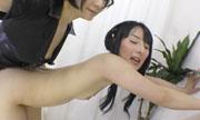 Self-cam Lesbian show Miho Wakabayashi Nanako 8