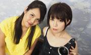 Self-cam Lesbian Kana Satomi 25