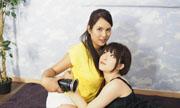 Self-cam Lesbian Kana Satomi 31