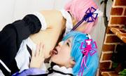 cosplay lesbian Arisa Kana 22